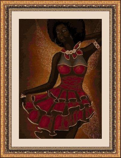 CULTURA AFRICANA 30303