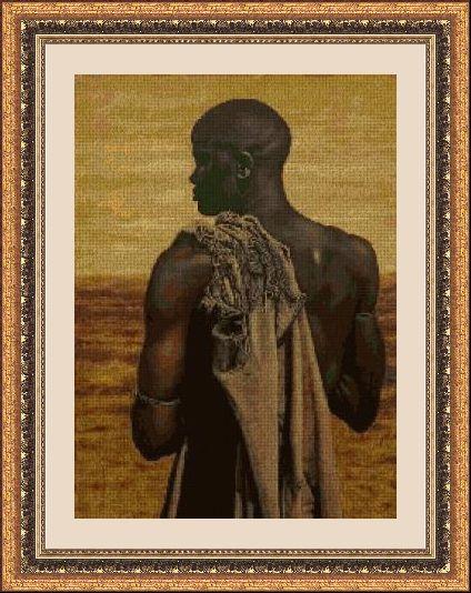 CULTURA AFRICANA 30308