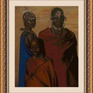 CULTURA AFRICANA 30309