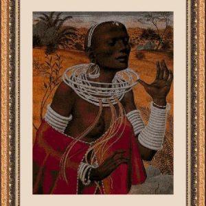 CULTURA AFRICANA 30310