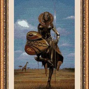 CULTURA AFRICANA 30312