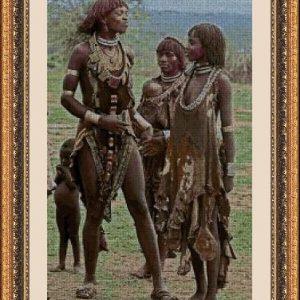 CULTURA AFRICANA 30336