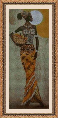 CULTURA AFRICANA 30339
