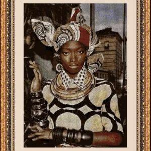 CULTURA AFRICANA 30343