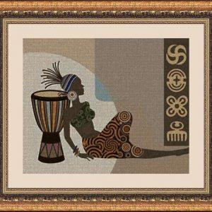 CULTURA AFRICANA 30387