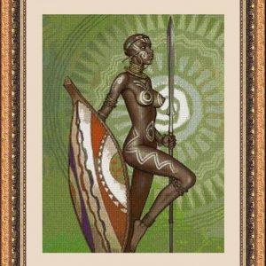 CULTURA AFRICANA 30390